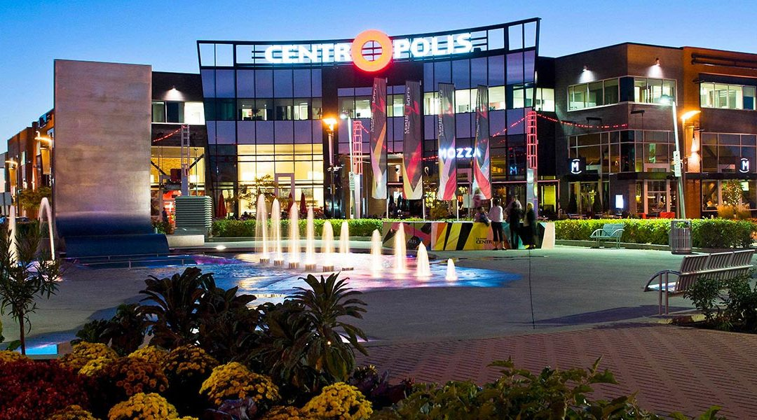 Centropolis case study – Urban site security