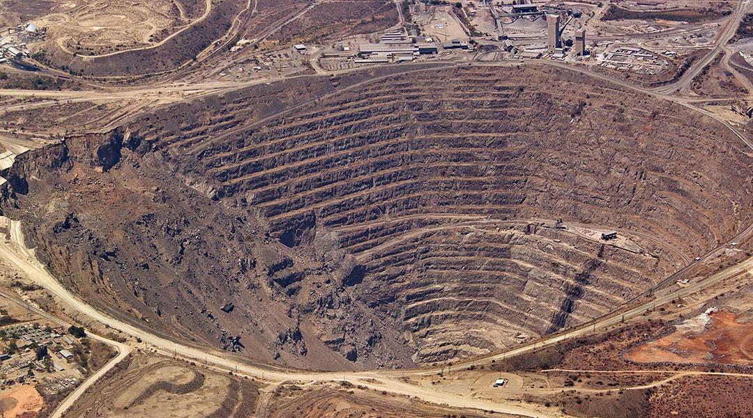 Sécurisation des accès à la mine de Mont-Wright